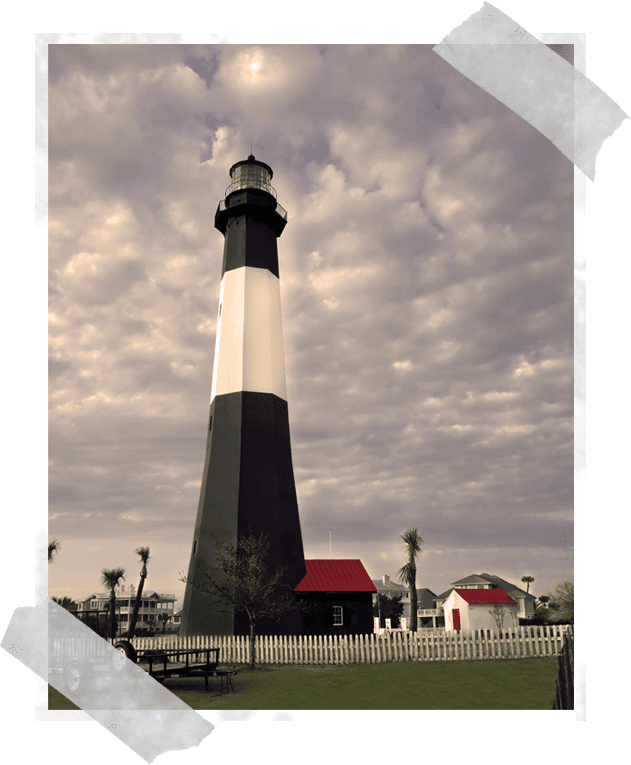 Stay with us at Tybrisa Beach Resort in Tybee Island, GA!